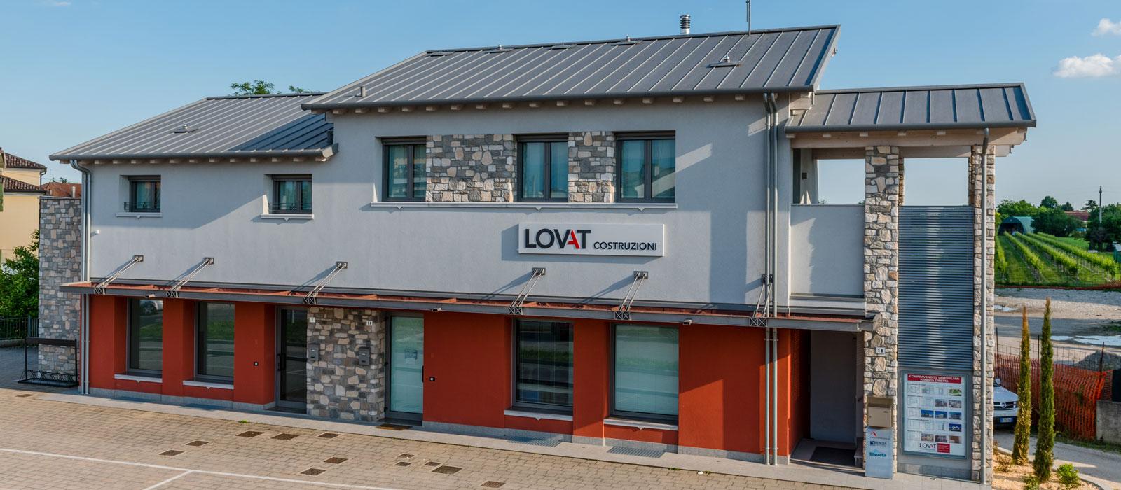 contatti Lovat Costruzioni